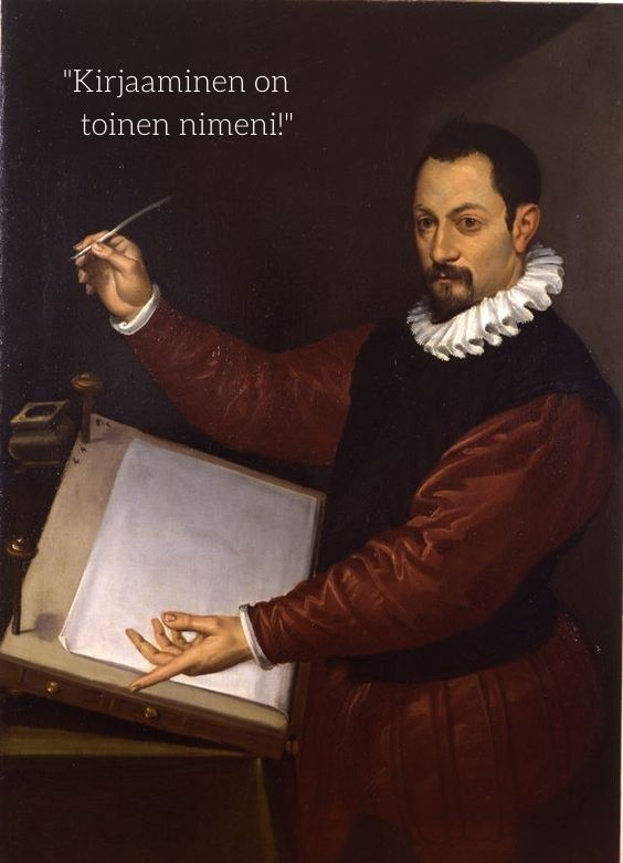 kirjaamisasiantuntija